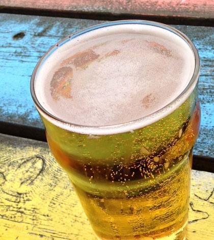 Summer Craft Beers with Summer Foods