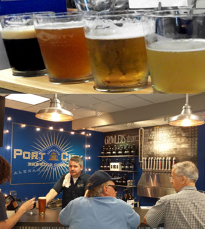 The Craftavore Tales – A Visit to Port City Brewing Company