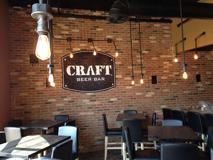 Craft Beer Bar, Cuyahoga Falls is Ready (Almost)