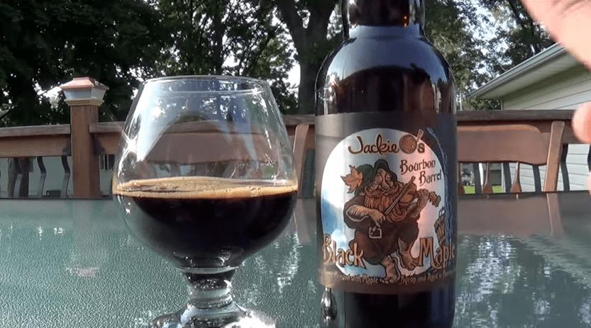 Jackie O's Bourbon Barrel Black Maple Review