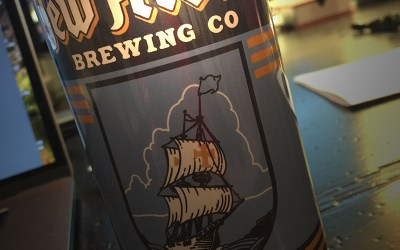 New Albion Ale Launch Party, and History