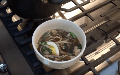 Hangover Soup, Yakamein might be just the recipe for New Year's Day