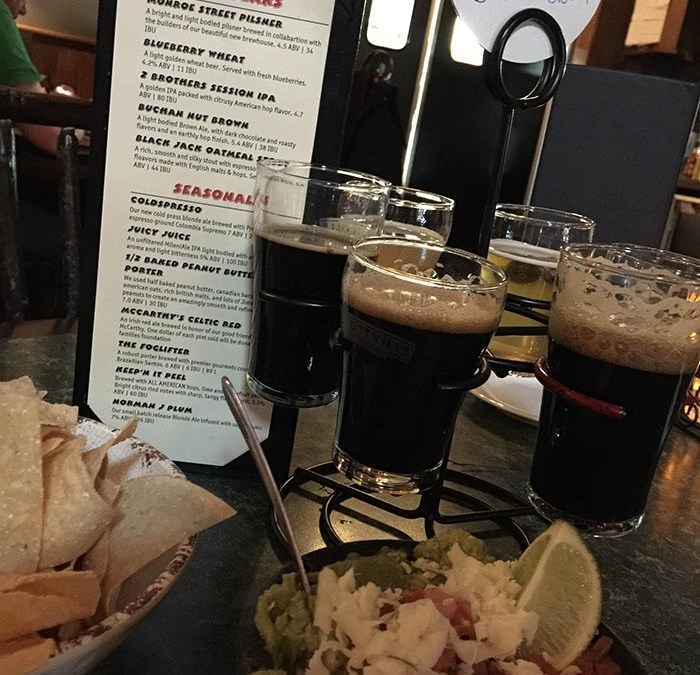 Ellicottville Brewing Company Field Notes