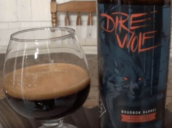 Wolf's Ridge Bourbon Dire Wolf – EBBB Craft Beer Review
