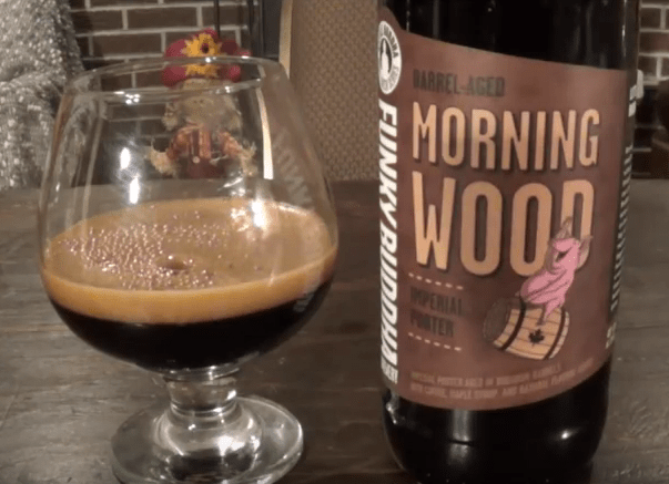 Funky Buddha Morning Wood – EBBB Craft Beer Review