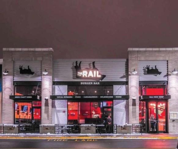 The Rail, Dublin, Ohio