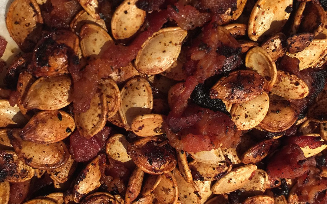 The Great Smoked Bacon Pumpkin Seeds Recipe