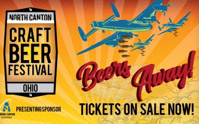 Get Your Tickets to the North Canton Craft Beer Festival – Ohio