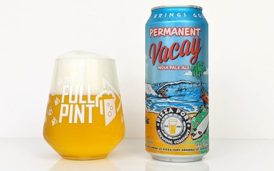 Reviewed: Pizza Port Permanent Vacay IPA
