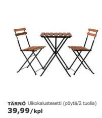 Soodne vöimalus Ikeas.