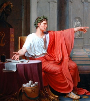 Star Wars and history: Augustus, first Roman emperor -- Palpatine's counterpart