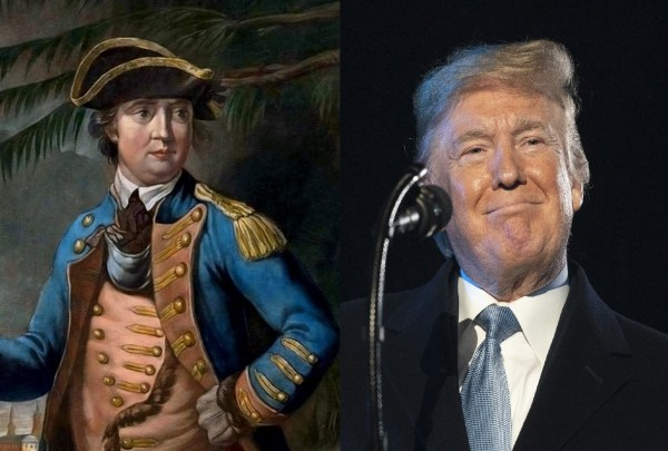 Benedict Arnold and the impeachment of Donald Trump