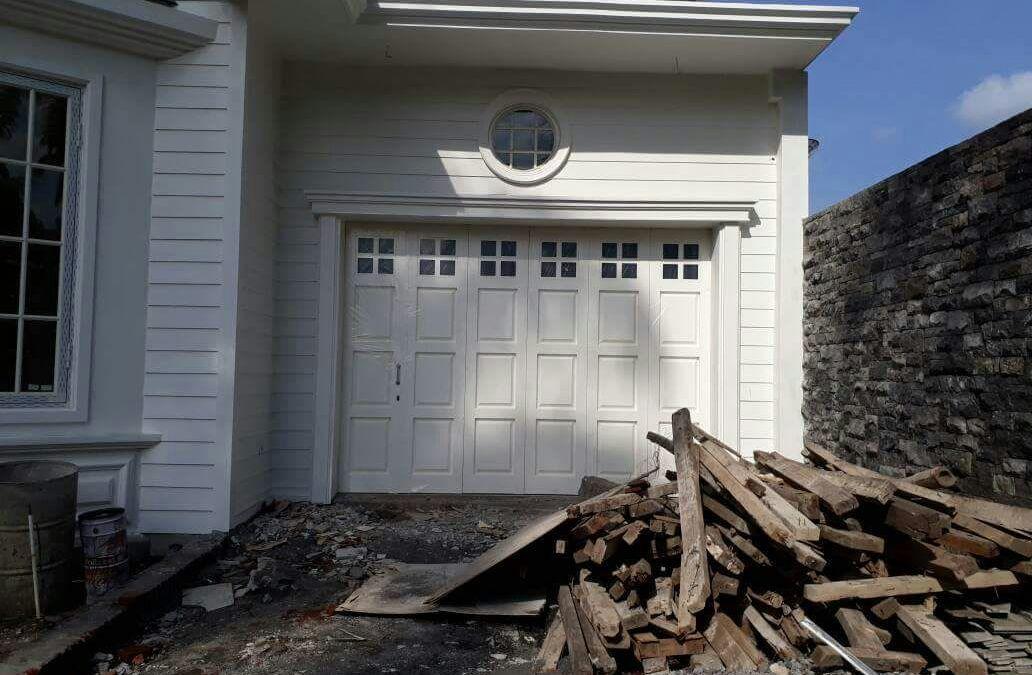 Pintu Garasi Besi Banyuwangi