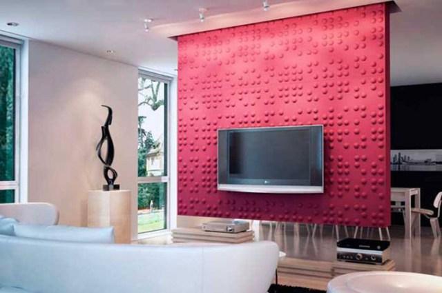 Revestimentos decorativos para interior