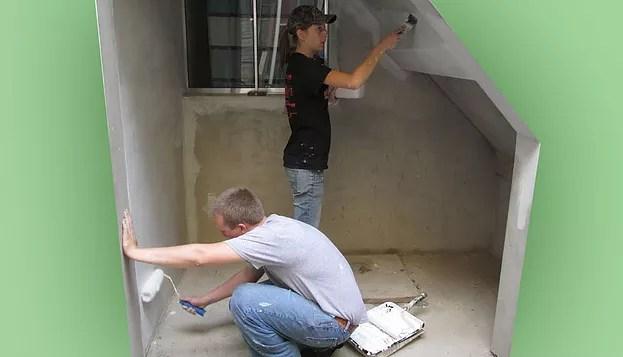 Pintura de fachada residencial preço m2