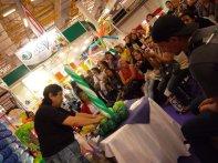 Expo Parques 2011_ Maquiagem Artística _ by gladis (11)