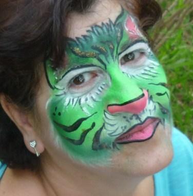 Pintura Facial by Gladis_Atibaia (44)
