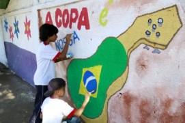 Premiação - Pintando a Copa