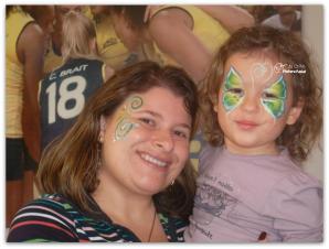 PINTURA FACIAL BY GLADIS + COPA + BRASIL _ TORCIDA + MAQUIAGEM + TORCEDOR + 2014 + BRASIL + SÃO PAULO + CAMPINAS (16)
