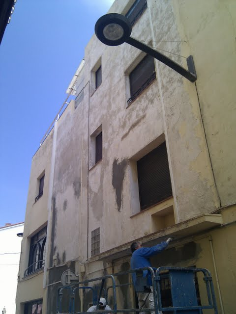 restaurar fachada restaurante