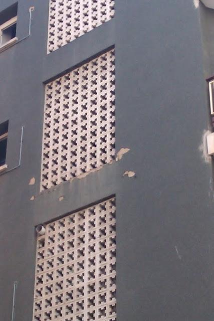 pintado de fachadas en granulite