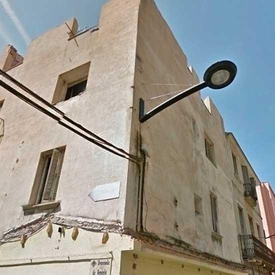 Proceso de rehabilitación de fachadas