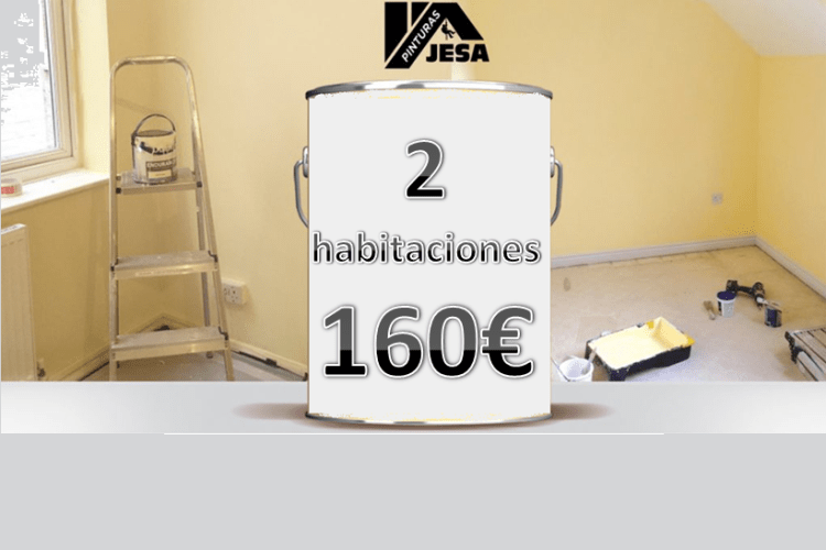 2 HABITACIONES 160€ (COLOR BLANCO ROTO)