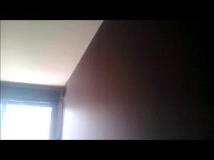 Antes: En pintura plástica color gris oscuro