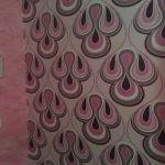 Papel pintado estilo geometrico