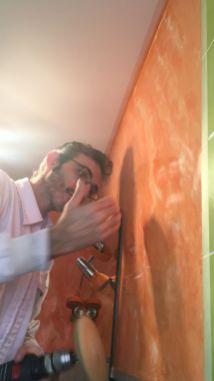Estuco Mitiko Marmoleado Veteado a 3 colores