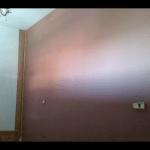 Esmalte al agua color Marron en Dormitorio de Coslada (3)