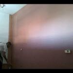 Esmalte al agua color Marron en Dormitorio de Coslada (4)