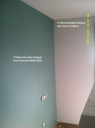 Esmalte Valagryl Azul Verdoso Oscuro S-3020-B50G