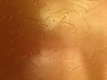 Cera Metal Oro Sobre Efecto Rustico Brisa - Mañana (18)