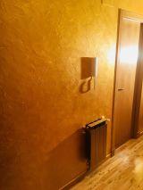 Cera Metal Oro Sobre Efecto Rustico Brisa - Mañana (75)