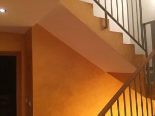 Cera Metal Oro Sobre Efecto Rustico Brisa - Tarde (2)