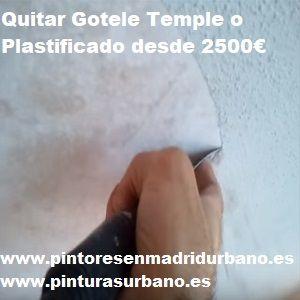 Oferta Quitar Gotele Temple