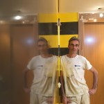 Estuco Veneciano Original a rayas amarillas y negras Borussia Dortmund (19)