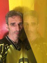 Estuco Veneciano Original a rayas amarillas y negras Borussia Dortmund (47)