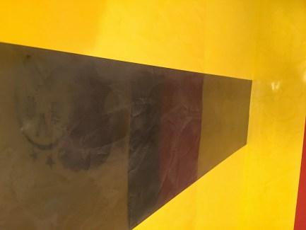 Estuco Veneciano Original a rayas amarillas y negras Borussia Dortmund (6)
