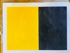 Muestras de Estuco Negro - Amarillo Flash (2)