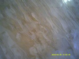 Estuco Marmoleado a 2 colores Marrones 1ª Mano de Cera 1