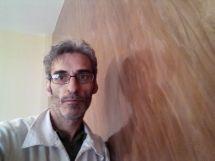 Estuco Marmoleado a 2 colores Marrones 2ª Mano de Cera Terminado (13)