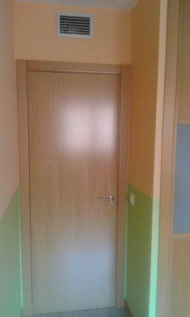 Habitacion Infantil Plastico Sideral Naranja y Esmalte Valacryl color verde (3)