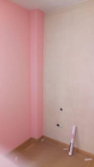 Plastico Rosa y Papel Pintado Mariposas (1)