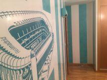 Estuco Veneciano Real Madrid con vinilos terminado (noche) (15)