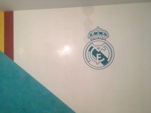 Estuco Veneciano Real Madrid con vinilos terminado (noche) (9)