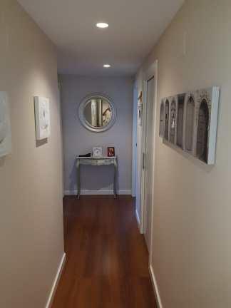Papel Pintado Barroco en Entrada - Pasillo en Alcobendas (6)