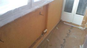 Gotele plastificado grueso en salón (2)