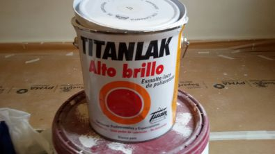 Laca Alto Brillo Titanlax